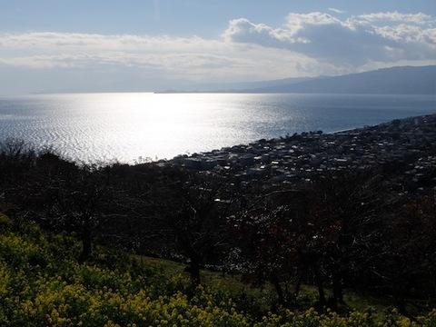 20170105吾妻山から海を望む.JPG